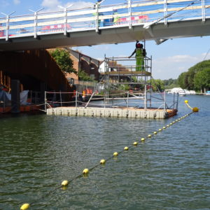 Scaffold Tower Pontoon